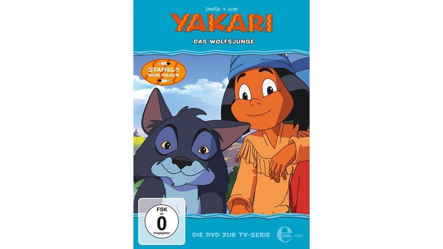 Yakari 35 Das Wolfsjunge Die DVD zur TV Serie
