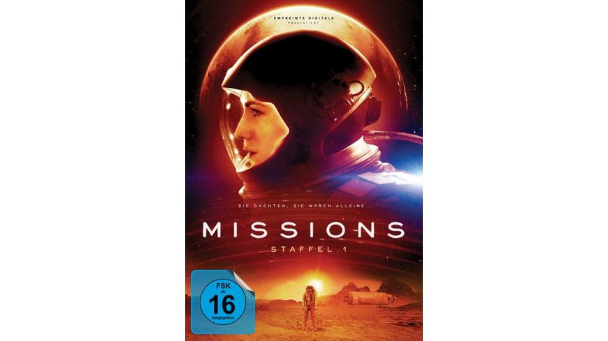 Missions Staffel 1 2 DVDs