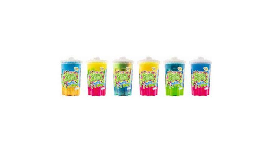 CRAZE Magic Slime Twist 1 Sueck farblich sortiert