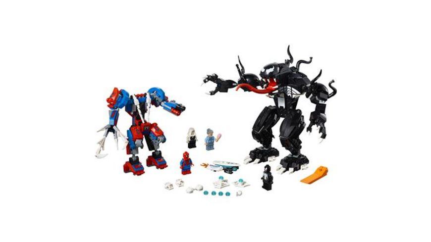 LEGO Marvel Super Heroes 76115 Spider Mech vs Venom