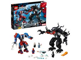 LEGO Marvel Super Heroes 76115 Spider Mech vs Venom
