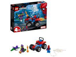 LEGO Marvel Super Heroes 76133 Spider Man Verfolgungsjagd