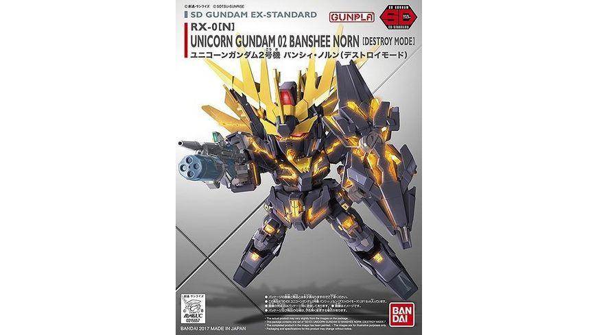 Bandai - RX-0[N] Unicorn Gundam 02 Banshee Norn