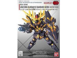 Bandai RX 0 N Unicorn Gundam 02 Banshee Norn