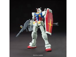 Bandai HGUC RX 78 2 Gundam