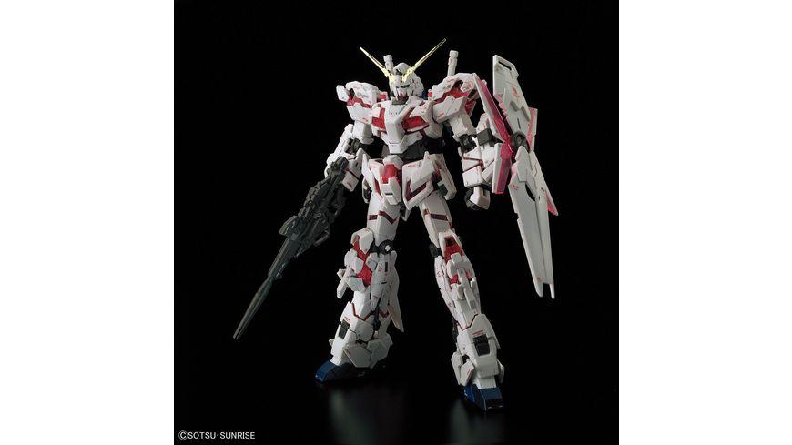 Bandai RG Unicorn Gundam