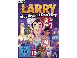 Leisure Suit Larry Wet Dreams Don t Dry