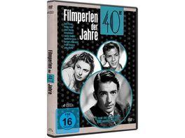 Filmperlen der 40er Jahre Deluxe Box 11 Klassiker 4 DVDs