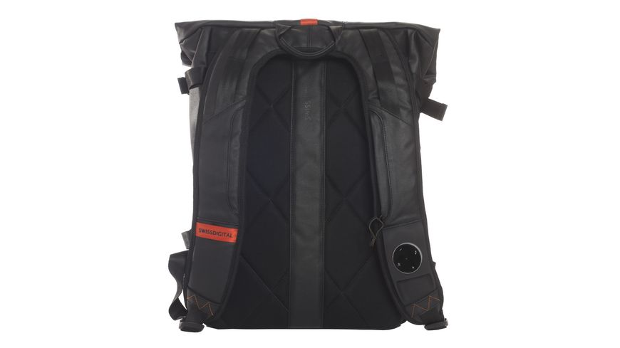 SWISSDIGITAL Courier Backpack