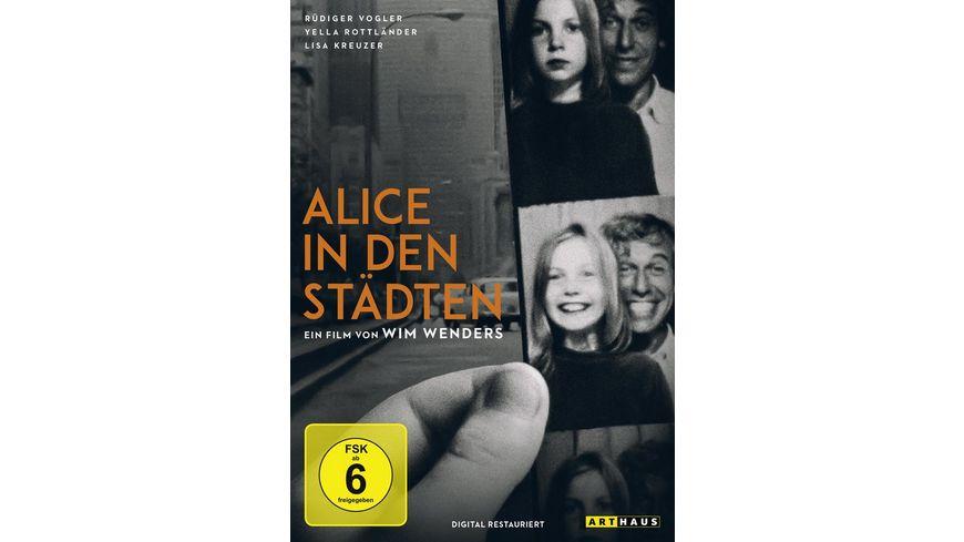 Alice in den Staedten Digital Remastered