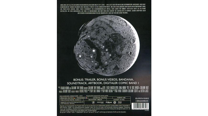 Mutafukaz Limited Edition Bonus Blu ray CD Soundtrack