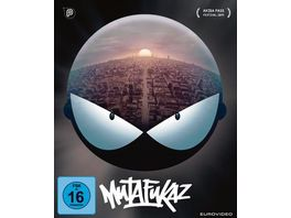 Mutafukaz Limited Edition Bonus Blu ray CD Soundtrack
