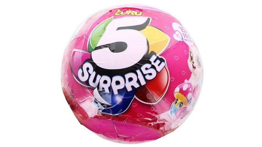 Zuru 5 Surprise Girls Serie 1
