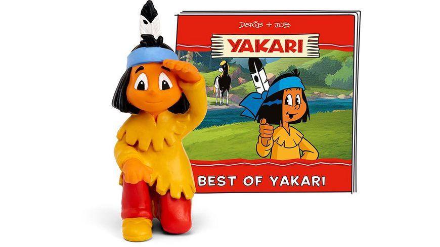 tonies Hoerfigur fuer die Toniebox Yakari Best of Yakari