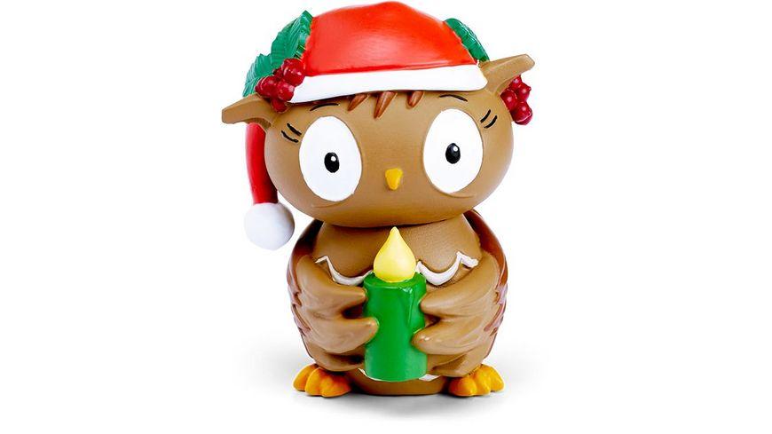 tonies Hoerfigur fuer die Toniebox Die kleine Eule feiert Weihnachten