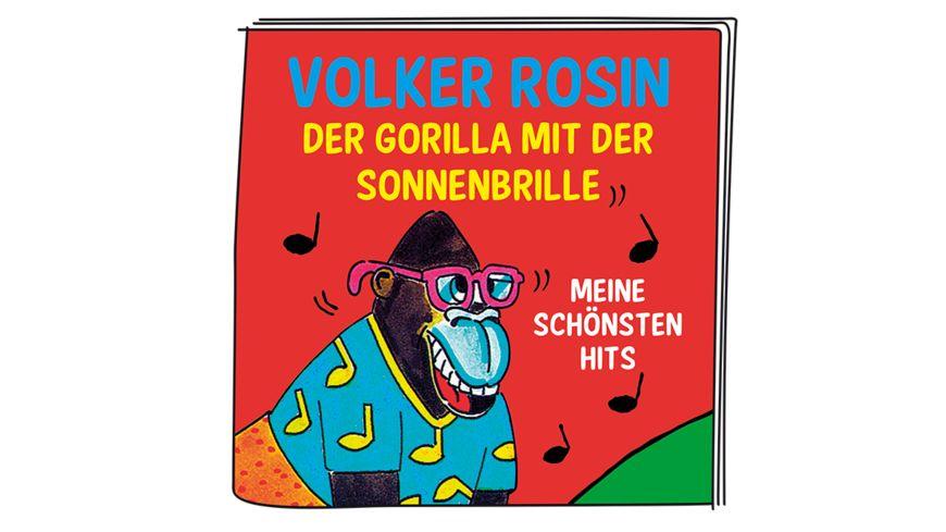 tonies Hoerfigur fuer die Toniebox Volker Rosin Der Gorilla mit der Sonnenbrille