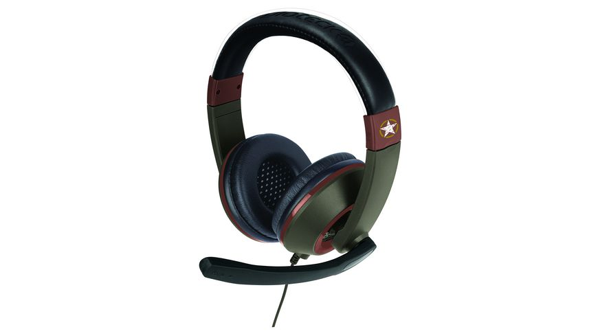 XH-100 Wired Stereo Headset [piano black] PC/PS4/XBO/Mac