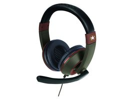XH 100 Wired Stereo Headset piano black PC PS4 XBO Mac