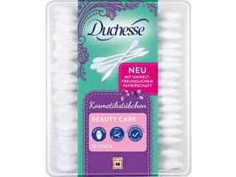 Duchesse Kosmetikwattestaebchen 70 Stueck