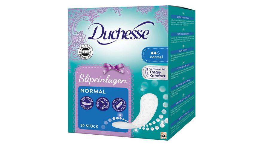 Duchesse Slipeinlagen Normal 50 Stueck