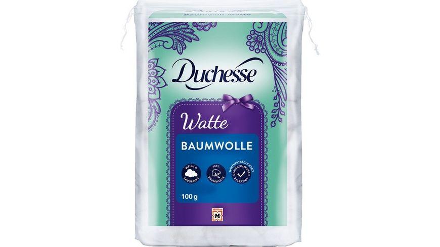 Duchesse Watte Baumwolle