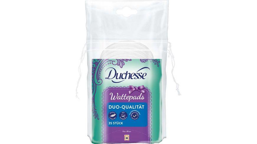 Duchesse Wattepads 35 Stueck
