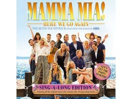 Mamma Mia Here We Go Again Singalong Version
