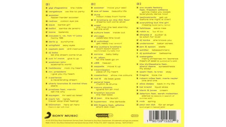 Club Sounds 90s Vol 3