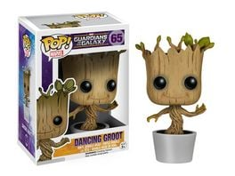 Funko POP Marvel Guardians of the Galaxy Dancing Groot Bobble Head Figur