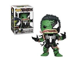 Funko POP Marvel Venom Venomized Hulk Bobble Head Figur