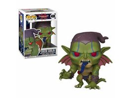 Funko POP Marvel Animated Spider Man Green Goblin Venyl Figur