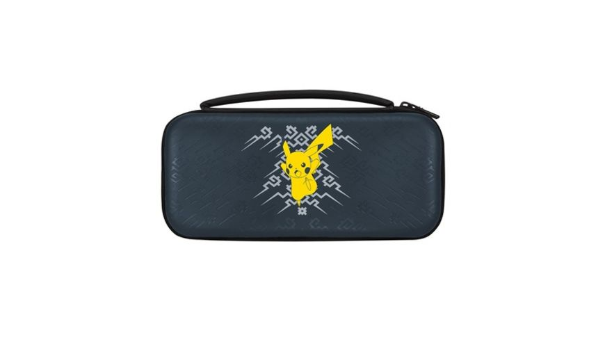 Switch Deluxe Travel Case Pikachu Elements Edition