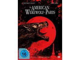 American Werewolf in Paris Blu ray DVD im Mediabook LE