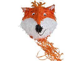 Amscan Pinata Pull Pinata Fuchs