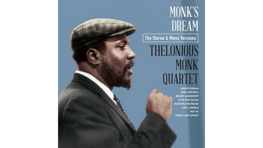 Monk s Dream The Stereo Mono Versions 10 Bon