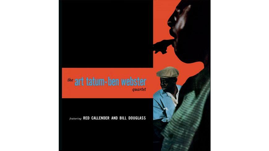 The Art Tatum Ben Webster Quartet 5 Bonus Trac
