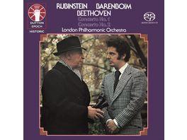 Beethoven Concertos 1 2