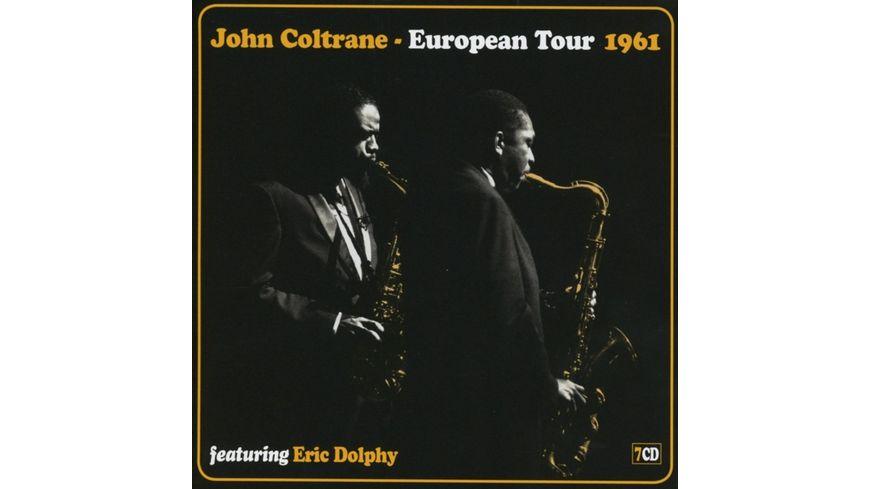 European Tour 1961