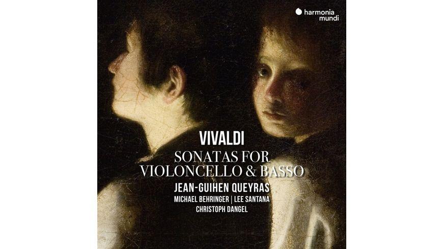 Sonatas For Violoncello Basso