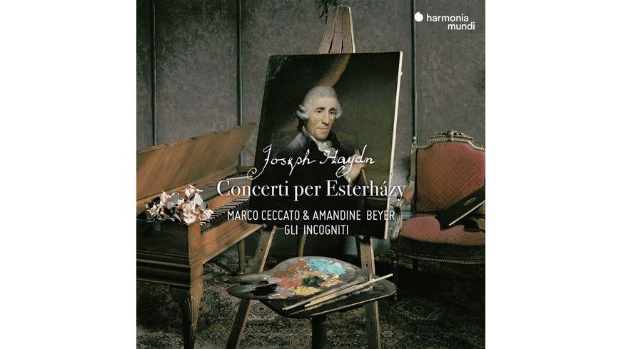 Concerti Per Estherhazy