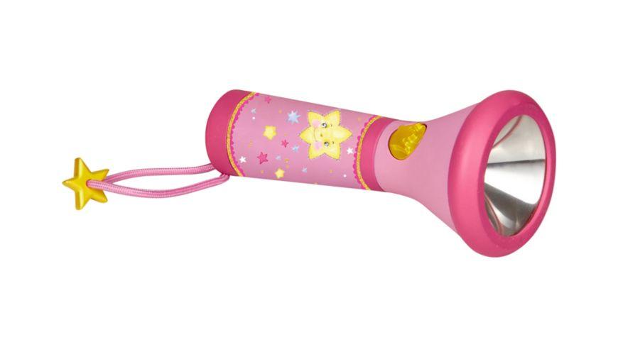 Die Spiegelburg Taschenlampe Prinzessin Lillifee Stern