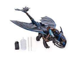 Spin Master Dragons FIRE BREATHING TOOTHLESS