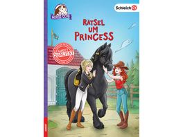 SCHLEICH Horse Club Raetsel um Princess