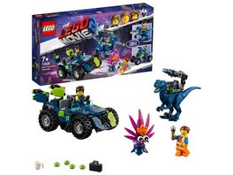 LEGO Movie 2 70826 Rex Rextremes Offroad Fahrzeug