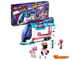 LEGO Movie 2 70828 Pop Up Party Bus