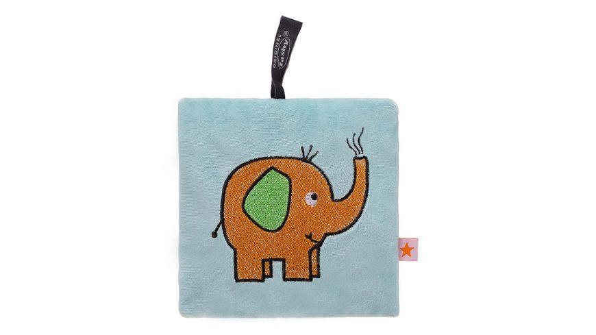 fashy Waermekissen Safari Trip Elefant