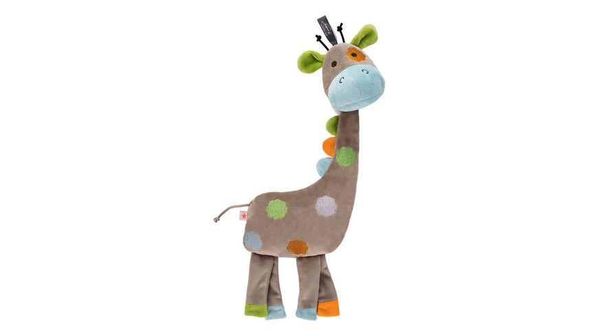 fashy Waermekissen Giraffe Gisa