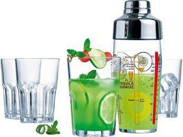 MAeSER Cocktail Set Samba 5 teilig