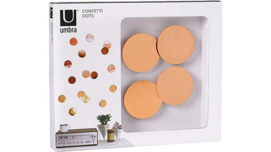 umbra Wanddeko Confetti Dots