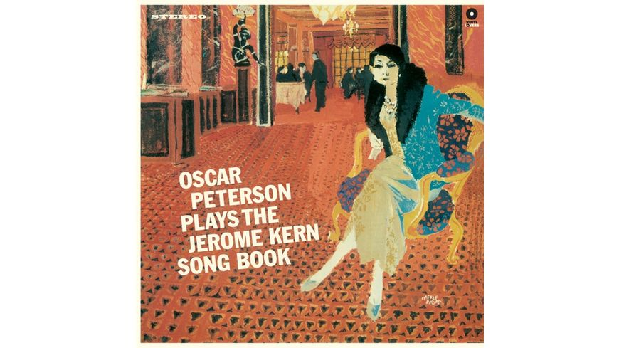 Plays The Jerome Kern Song Book Ltd 180g Vinyl